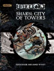 D&D 3.5 - Eberron - Sharn City of Towers