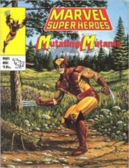 Marvel Super Heroes MLBA1 - Mutating Mutants 6893