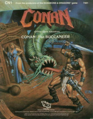 CN1 - Conan the Buccaneer 7401