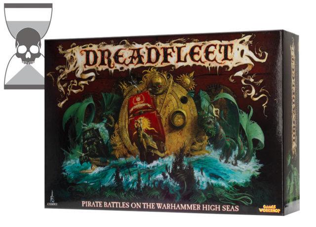Dreadfleet: Pirate Game on Warhammer High Seas - Games