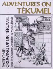 Empire of the Petal Throne - Adventures on Tekumel Part One 1001