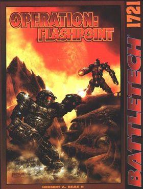 Battletech - Operation: Flashpoint 1721