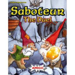Saboteur - The Duel
