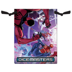 Dice Masters Spider-man Dice Bag