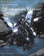 Rifts Shemarrian Nation Sourcebook