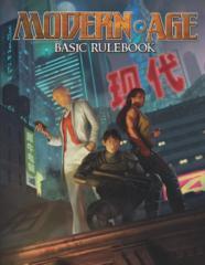 Modern Age - Basic Rulebook 6301 HC