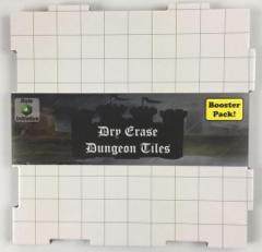 Dry Erase Dungeon Tiles Booster - White