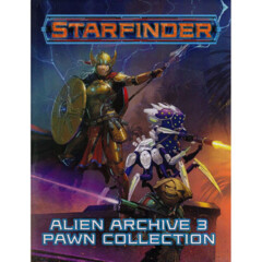 Starfinder RPG: Pawn Collection - Alien Archive 3