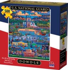 500pc - U.S. National Guard