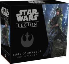 FFG SWL21 - Star Wars: Legion - Rebel Commandos Unit Expansion