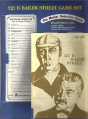 221 B Baker Street - Additional Cases Set 6