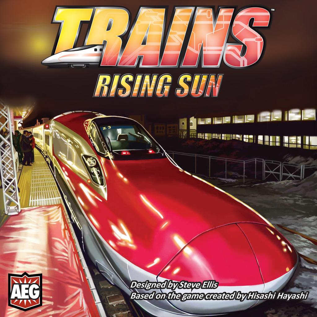 Trains: Rising Sun