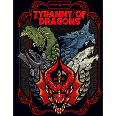 D&D 5E -Tyranny of Dragons (Special Edition)