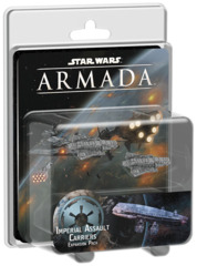 FFG SWM18 - Star Wars Armada: Imperial Assault Carriers Expansion Pack