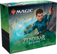 MTG Zendikar Rising - Bundle