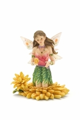 Faerie Glen Fairy - Chrysanthia