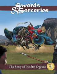 5E Swords & Sorceries - The Song of the Sun Queens