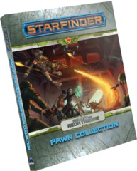Starfinder - Against the Aeon Throne Pawn Collection 7407