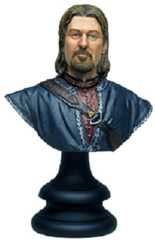 LOTR Boromir Bust by Sideshow Collections