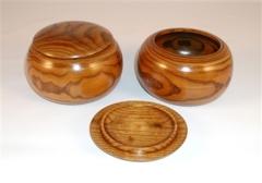 Wood Go Bowls