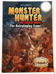 Monster Hunter International - Savage Worlds