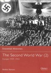 Second World War (2) Europe 1939-43 (Ess 35)