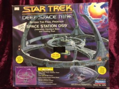 Star Trek: Deep Space Nine Space Station DS9