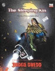 Judge Dredd: The Sleeping Kin