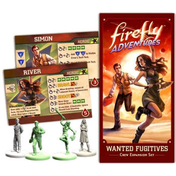 Firefly Adventures - Wanted Fugitives Expansion