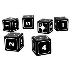 Alien RPG Dice Set