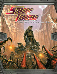 Starship Troopers - The Roleplaying Game HC