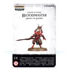 Daemons of Khorne - Bloodmaster
