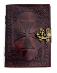 Knights Templar Leather Journal 2825