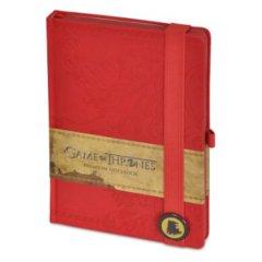 Game of Thrones Premium Notebook (Lannister)