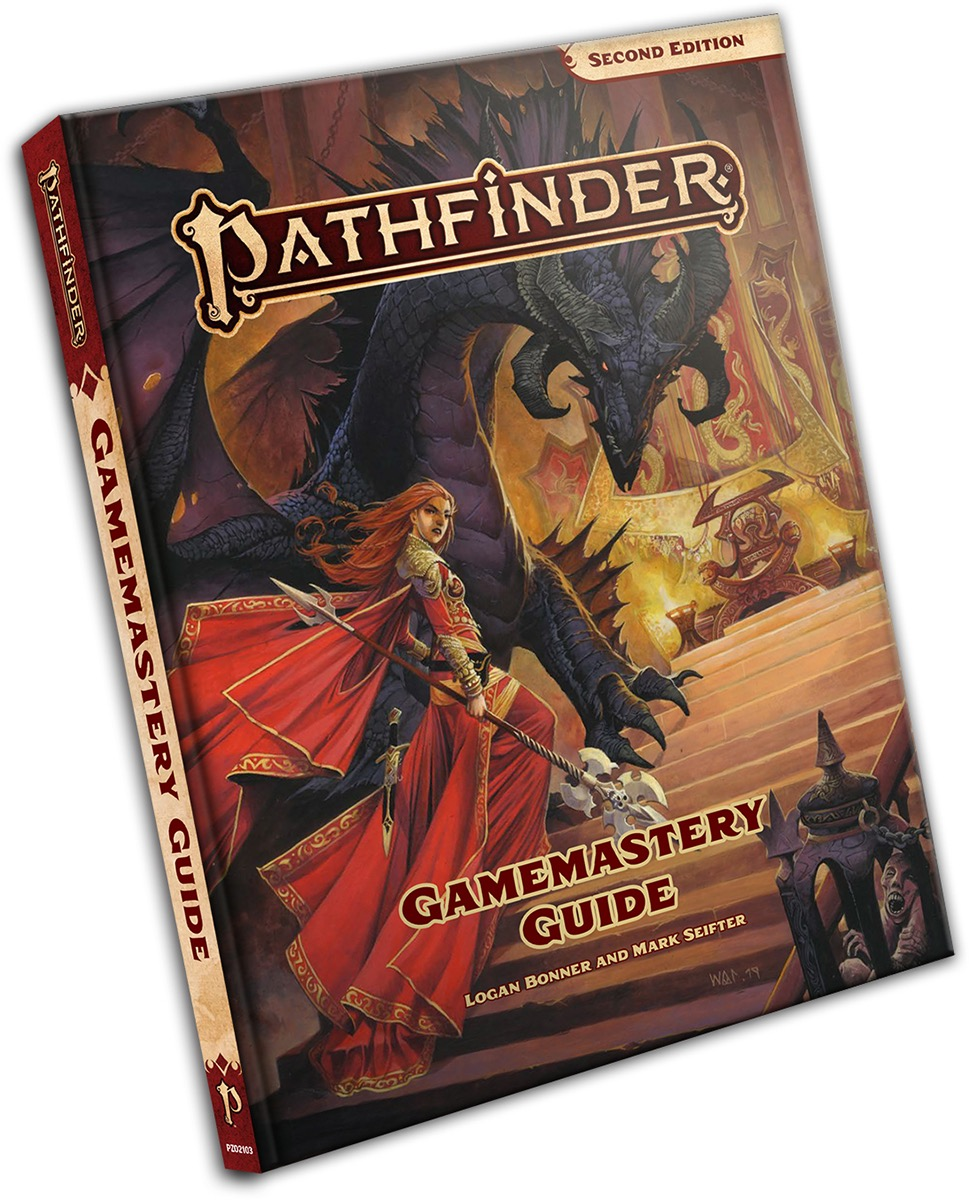 Pathfinder 2E - Gamemastery Guide HC
