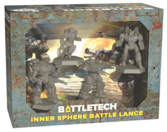 BattleTech: Miniature Force Pack - Inner Sphere Battle Lance
