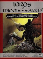 8003 - Lords Of Middle-Earth Vol II