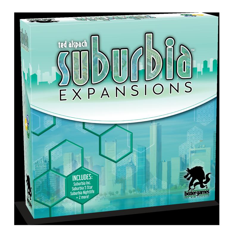 Suburbia (2E) Expansions
