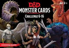 D&D 5E (GF9) - Monster Cards - Challenge 6-16
