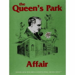 Sherlock Holmes Consulting Detective Queen's Park Affair, Sleuth Publications
