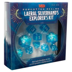 Forgotten Realms Laeral Silverhands Explorers Kit (Fifth Edition)