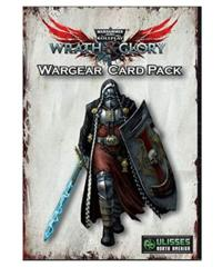 Warhammer 40K Wrath & Glory - Wargear Card Pack