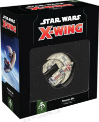 FFG SWZ51 - Star Wars X-Wing (2e) - Punishing One Expansion Pack