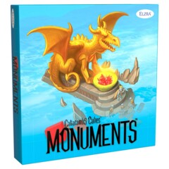 Catacombs Cubes: Monuments Expansion