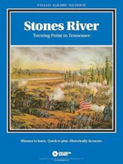 Folio Game Series: Stones River, Turning Point of Tennessee (Decision)