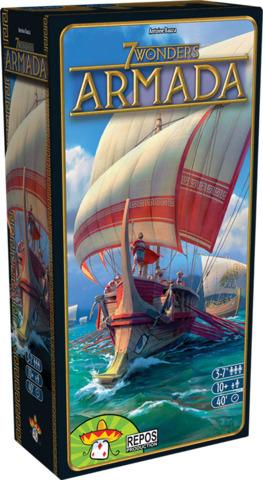 7 Wonders - Armada Expansion