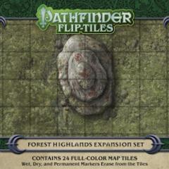 Pathfinder Flip-Tiles - Forest Highlands Expansion Set