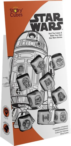 AWSC2 - Rorys Story Cubes: Star Wars