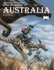 Rifts 19: Australia One