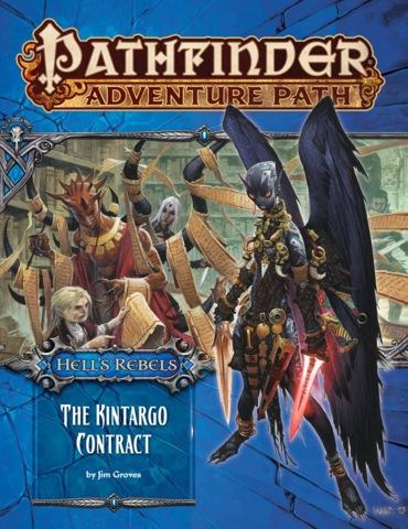 Hell's Rebels - The Kimtargo Contract (#101) PZO 90101